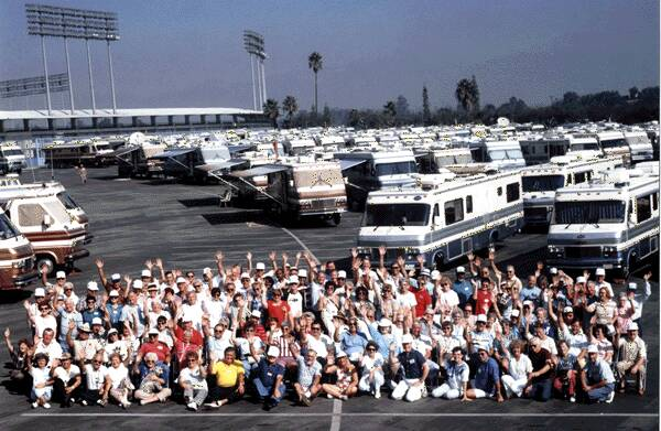 Dodger Rally 1992